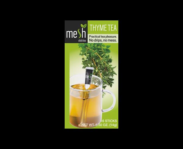 mesh Stick Thymian Tee