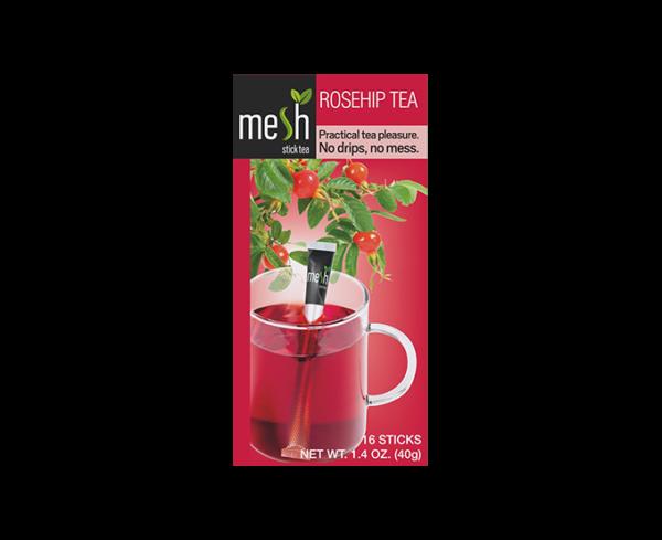 mesh Stick Hagebutten Tee
