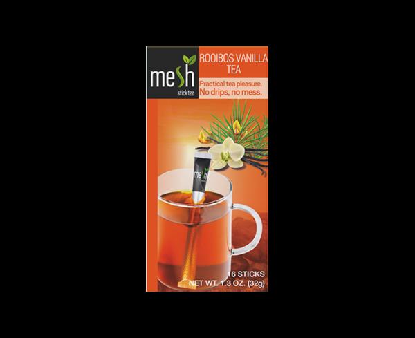 mesh Stick Roibusch Vanille Tee