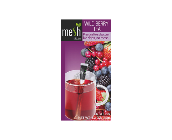 mesh Stick Wild Berry
